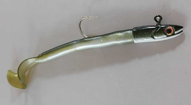 missing picture of 6.5 inch Swimming Sand Eel